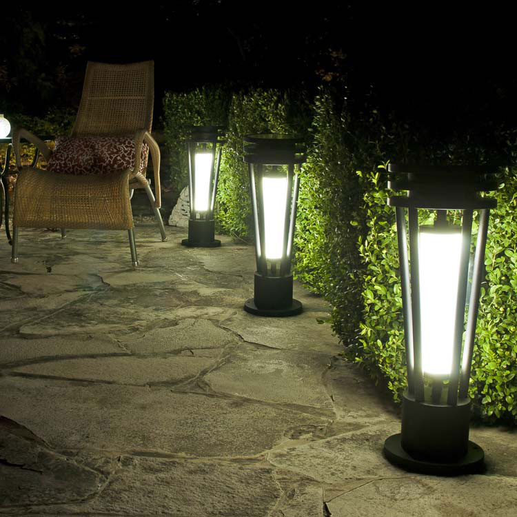 Beautiful Backyards Start with free-light Solar Lights